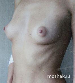 Большие соски маленькой груди порно